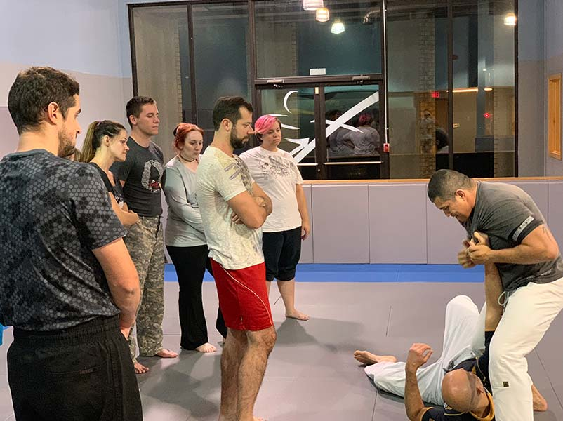 FREE Combatives Self Defense Workshop – Fri Nov 16th @ 6PM