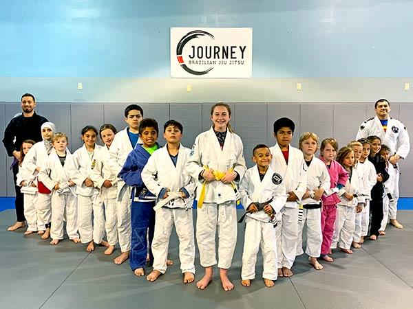 Free Kids Self Defense Class Sat 6/13 @ 9AM