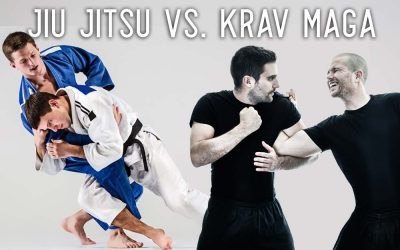 Krav Maga vs. BJJ: What's Better?