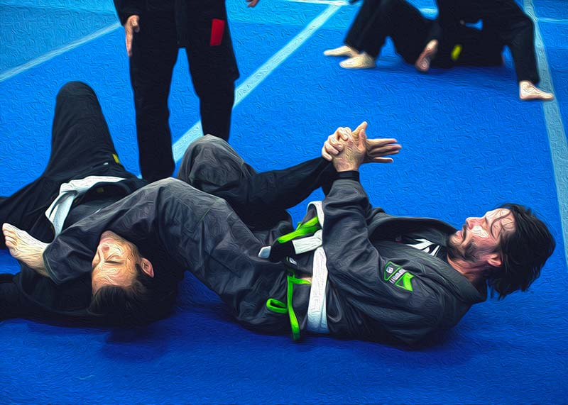 Five Celebrities Who Practice Brazilian Jiu Jitsu